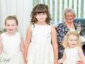 Flower Girls, Paul & Faye - Wedding Photographer Bishop Auckland, Durham