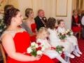 The Wedding Party, Paul & Faye - Wedding Photography, Barnard Castle, Registry Office
