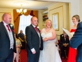 Ceremony, Barnard Castle, Paul & Faye - Wedding Photography, Barnard Castle, Registry Office