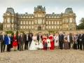 Guests, Bowes Museum, Paul & Faye - Wedding Photographer, Bowes Museum, Barnard Castle