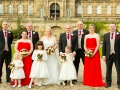 Wedding Party, Bowes Museum, Paul & Faye - Wedding Photographer, Bowes Museum, Barnard Castle