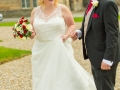 Bride & Groom, Bowes Museum, Paul & Faye - Wedding Photographer, Bowes Museum, Barnard Castle