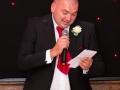 Speeches, Paul & Faye - Wedding Photographer, Bowes Museum, Barnard Castle