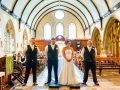 15-Ryan & Emma- Wedding Photography St James Church Coundon Bishop Auckland, Durham