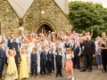 22-Ryan & Emma- Family Friends Wedding Photography St James Coundon Bishop Auckland, Durham