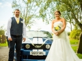 24-Ryan & Emma- Ford Mustang Wedding Photography Bishop Auckland, Durham