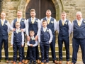 29-Ryan & Emma- Bishop Auckland Wedding Photographer Groomsmen