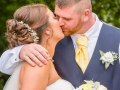 34-Ryan & Emma- Bishop Auckland Wedding Photographer Bride & Groom