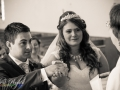 The Blessing, Steve & Jasmin, St Cuthberts Church, High Etherley, Bishop Auckland Wedding Photography