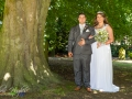 Steve & Jasmin, St Cuthberts Church, High Etherley, Bishop Auckland