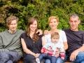 01-Vitale Family- Family Portrait, Bishop Auckland, Durham