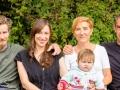 03-Vitale Family- Family Portrait, Bishop Auckland, Durham