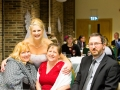 27- Tracey & Gerard- Wedding Photographer, Guests, County Durham