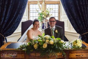 Jason&Steph- Lumley Castle Wedding Photography, Durham