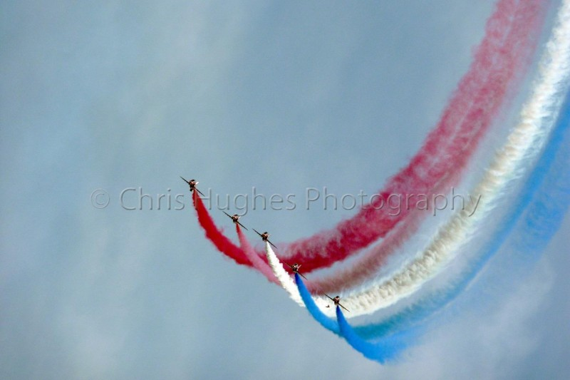 Red Arrows, Sunderland Airshow