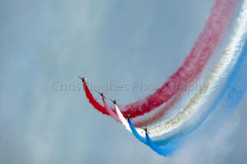 Red Arrows, Sunderland Airshow