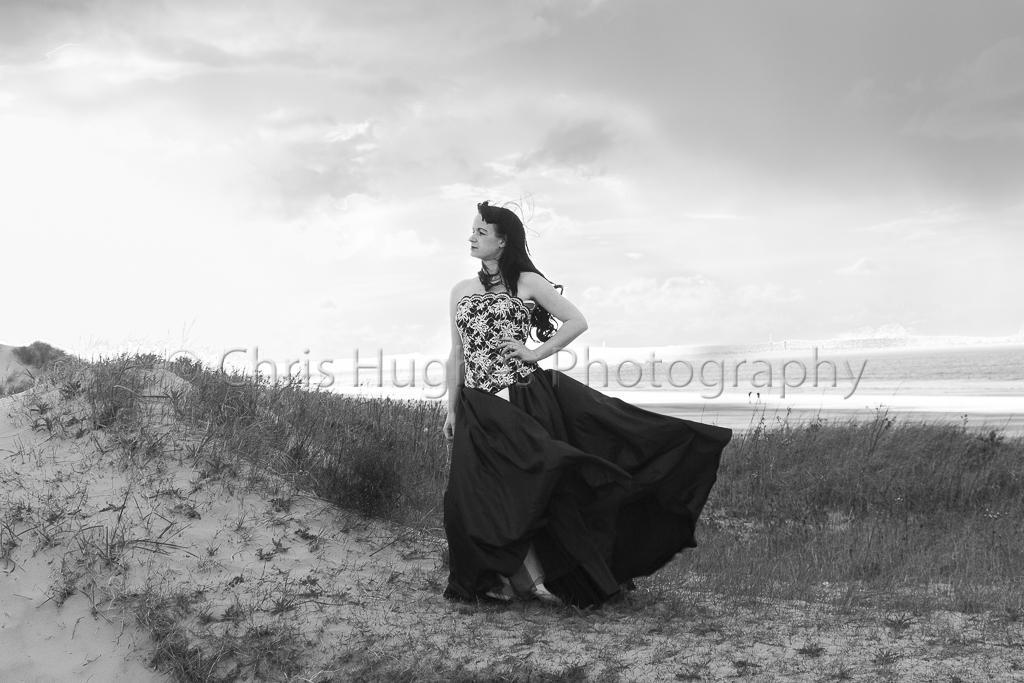 Model: Kerry Bavin