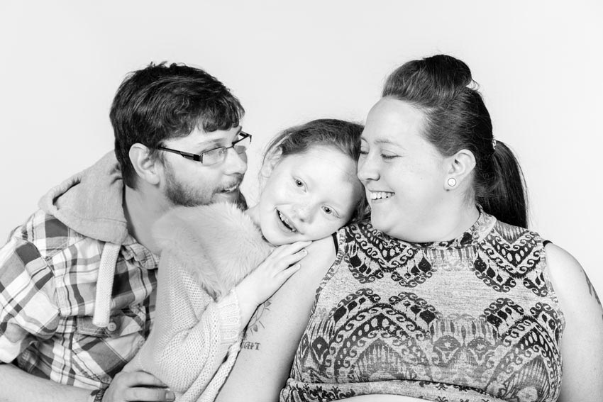 Family Portraits in County Durham