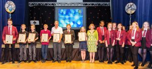 Bishop Auckland Youth Awards 2016 Winners