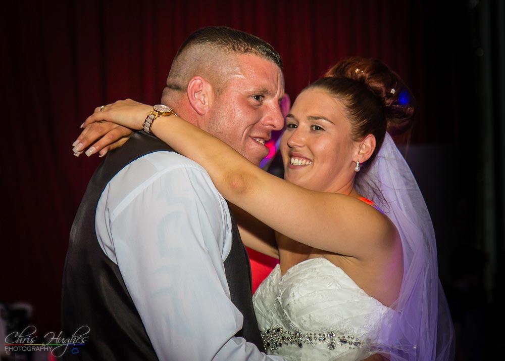 First Dance, Wedding Photography, The Shildon Civic Hall