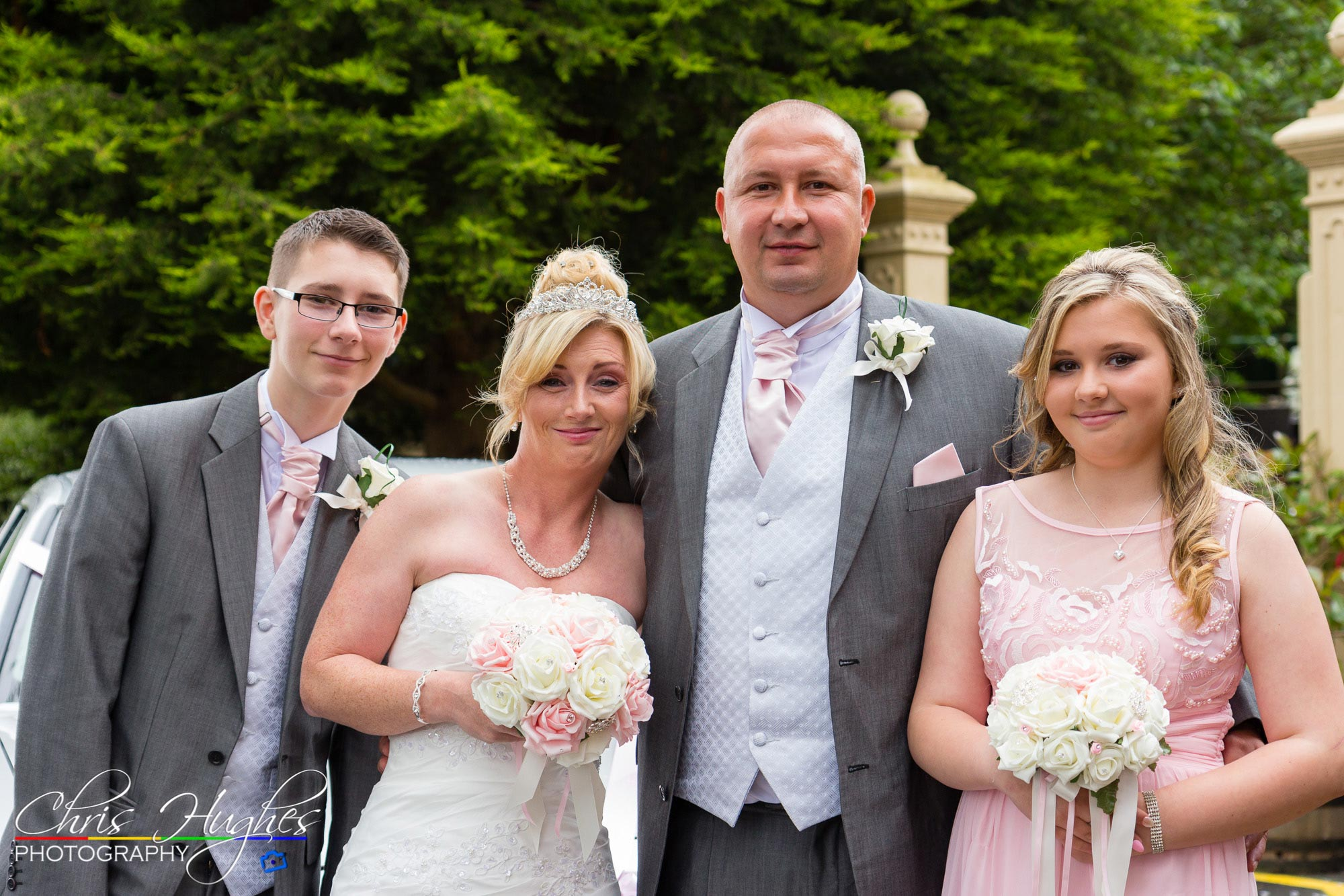 Wedding Photography Durham provided by Chris Hughes Photography
