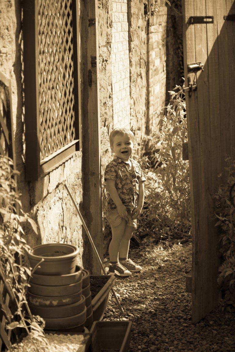 Vintage Garden - World Photo Day