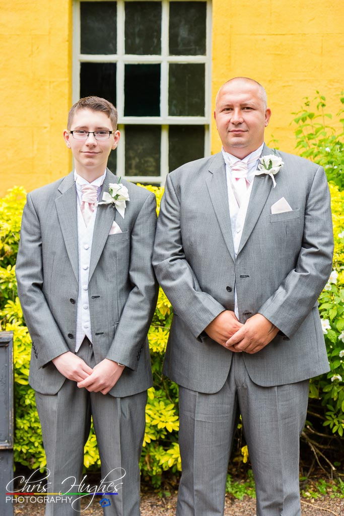 Wedding Photography at Durham provided by Chris Hughes Photography
