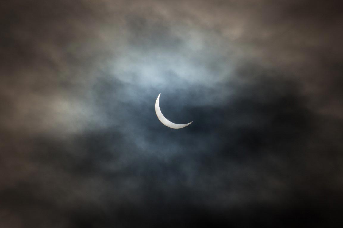 Eclipse of 2015 - World Photo Day