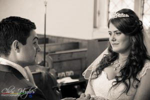 Wedding Vows - Chris Hughes Photography