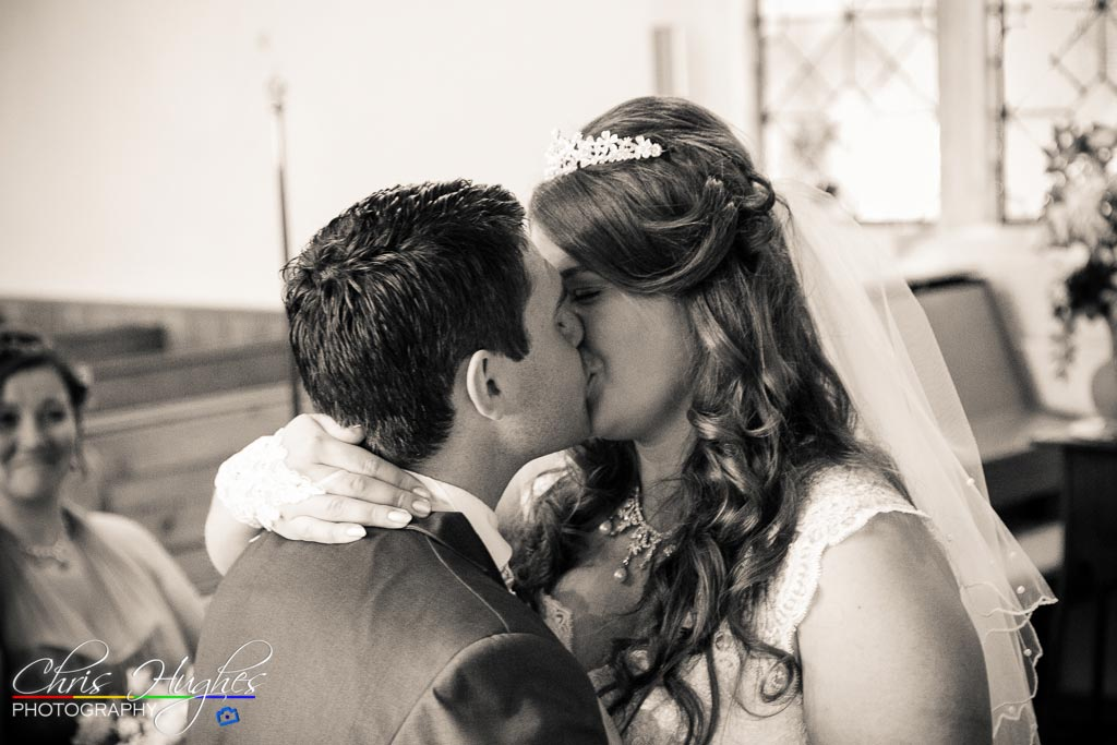 First Kiss - Chris Hughes Photography