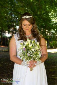 The Bride - Chris Hughes Photography