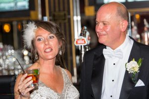 Speeches at the wedding of John & Gill at The Majestic, Darlington