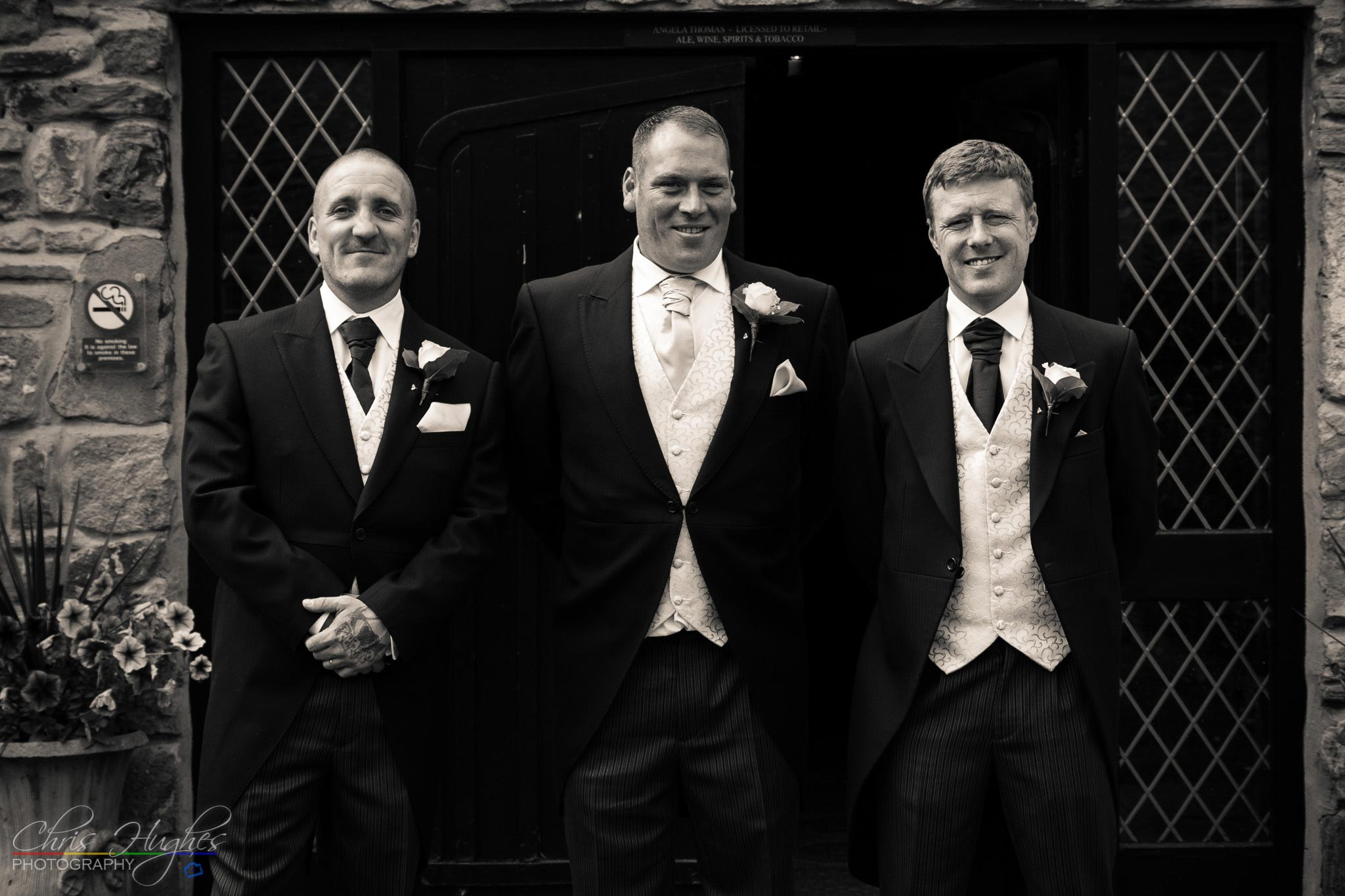 The Groomsmen, Manor House, West Auckland