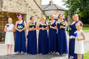 The Bridesmaids, Manor House, West Auckland