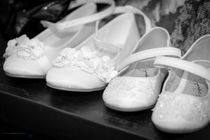 Wedding Shoes, Paul & Faye Wedding Barnard Castle, Evenwood
