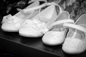 Wedding Shoes, Paul & Faye Wedding Barnard Castle, Evenwood