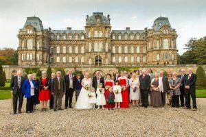 The Wedding Guests, Paul & Faye Wedding Barnard Castle Bowes Museum