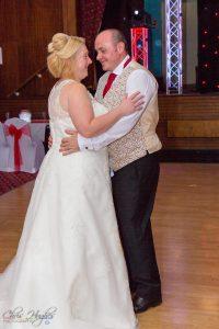 First Dance, Paul & Faye Wedding Barnard Castle Registry Office