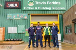 Travis Perkins Rugby Event Durham