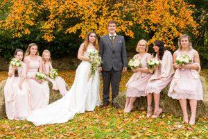 The Wedding Party, Wedding Photography Bishop Auckland, Durham