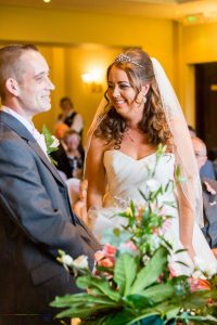 Wedding Ceremony, Bowburn Hall