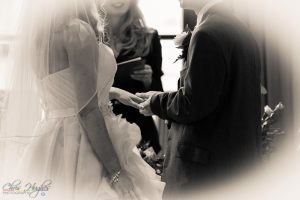 Exchange of the Rings, Wedding Photography Durham