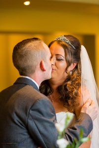 First Kiss, Wedding Photography