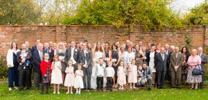 Family Group Photo, Wedding Photography