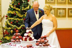 Cutting of the Cake, Hartlepool Marina