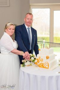 Cutting of the Cake - Woodham Golf Club