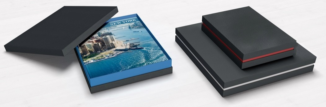 Presentation Storage Box - Wedding Albums by Chris Hughes Photography