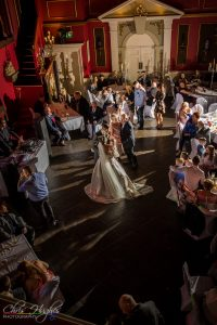 Jason&Steph First Dance- Lumley Castle Wedding Photography, Barons Hall, Durham