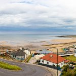 Saltburn-by-the-Sea bay Panarama